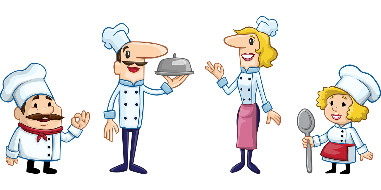 chef, character, cook